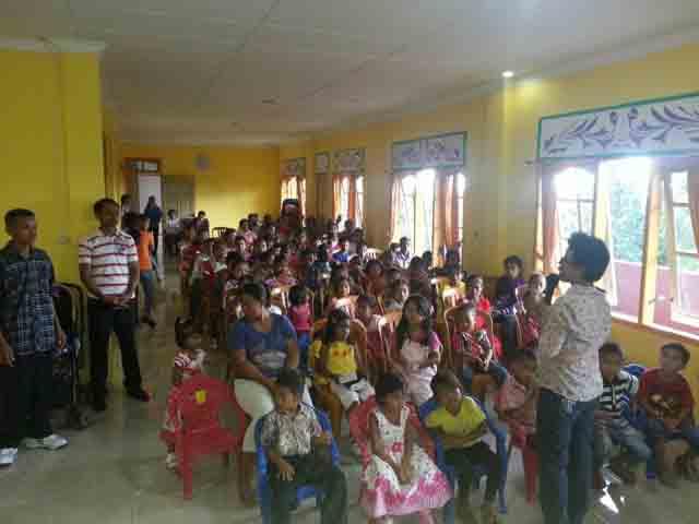 Ibadah Anak GDS Soe
