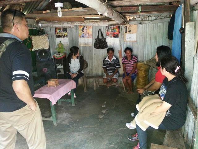 Kunjungan ke Pos Pelayanan GDS Soe di Oenlasi, Kabupaten   TTS, NTT – Kunjungan ke Rumah Jemaat